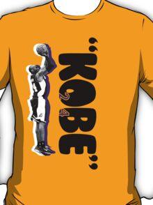 """""""Kobe"""" in Yellow T-Shirt"""