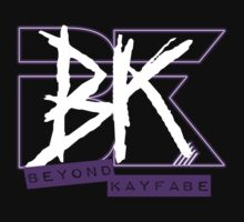 Beyond Kayfabe Logo Updated Kids Tee