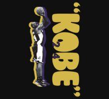 """""""Kobe"""" in Darker Colors by ArtOnMySleeve"""