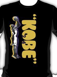 """Kobe"" in Darker Colors T-Shirt"