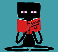 Enderman Self improvement by Budi Satria Kwan