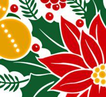Christmas Garland Sticker