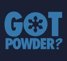 Got Powder? Kids Clothes