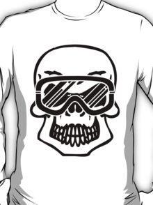 Winter skull T-Shirt