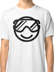 Winter smiley Classic T-Shirt