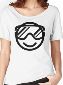 Winter smiley Women's Relaxed Fit T-Shirt