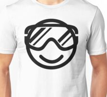Winter smiley Unisex T-Shirt