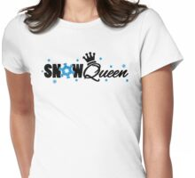 Snowqueen Womens Fitted T-Shirt