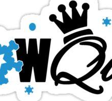 Snowqueen Sticker