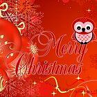 Merry Christmas Everyone by LoneAngel