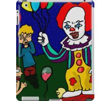 how wolud it look like as a cartoon  iPad Case/Skin