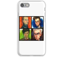 Choose Your Doctor iPhone Case/Skin