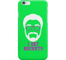 I Get Buckets - 80's Limited Edition iPhone Case/Skin