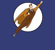 Tenth Doctor as Cartoon Superman Unisex T-Shirt