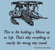 Pratchett Quote 14 by Dominic Taranto