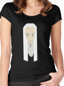Saruman the White Women's Fitted Scoop T-Shirt