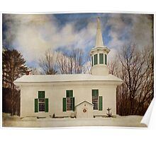 Phillipsport Country Church Poster