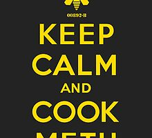 Keep calm and cook meth 2 by TP79