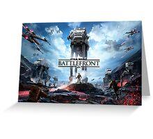 Battlefront 3! Greeting Card