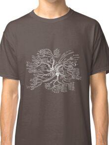 Math tree [dark] Classic T-Shirt