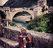 Balkan Blues by RoamingRoan