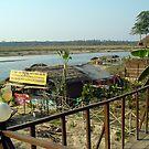 Rapti River by V1mage