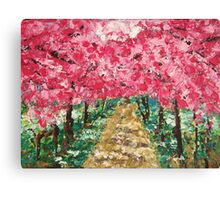 The Lost Orchard Canvas Print