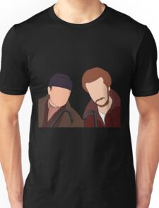 Harry and Marv, Home Alone Faceless Unisex T-Shirt