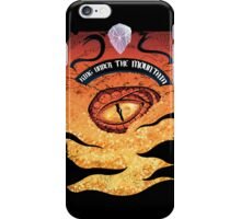 King Under The Mountain iPhone Case/Skin