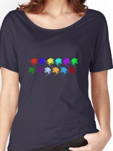 Ski Cross!!!!!!! Women's Relaxed Fit T-Shirt