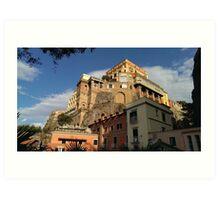 Excelsior Hotel, Sorrento Art Print