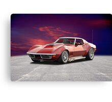 C3 Corvette Stingray Canvas Print