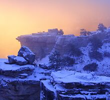 Grand Canyon Sunrise by DuaelDesigns