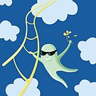 Always Cool Fly With The Wind by Boriana Giormova