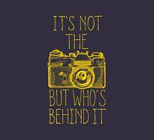 Camera yellow ink T-Shirt