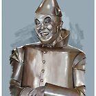 The Tin Man by tsantiago