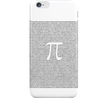 Pi iPhone Case/Skin