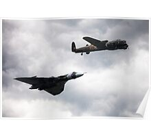 Avro Icons Poster