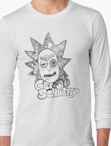 Get Schwifty Long Sleeve T-Shirt