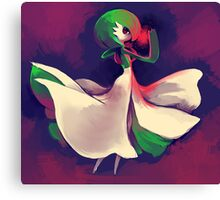 Gardevoir used Shadow Ball  Canvas Print