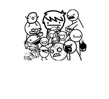 The Fantastic Asdfmovie Phone Case Tribute (iPhone fit) by xzbobzx