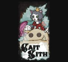 Cait Sith by beanzomatic