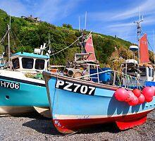 Fishing Boats by brimel55