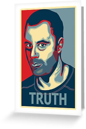 Truth ~ Joe Rogan by Mehdals