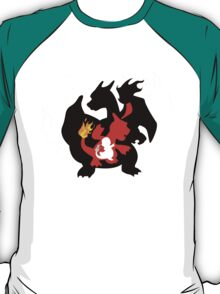 Pokemon Charizard X T-Shirt