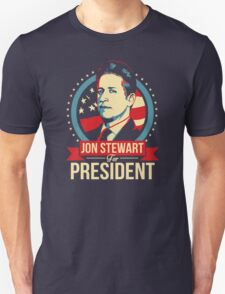 Jon Stewart for President  T-Shirt