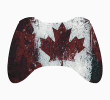 Canada - Gaming Controller by GameBantz