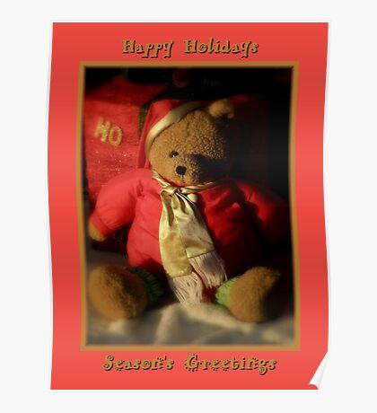Happy Holidays ~ Part Three Poster