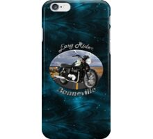 Triumph Bonneville Easy Rider iPhone Case/Skin