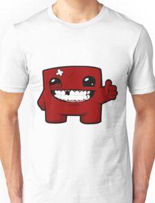 Super Meat Boy Unisex T-Shirt